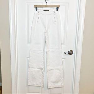J. Crew Point Sur Denim High Waisted Jeans